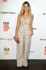 JOANNE FROGGATT at A Crooked Somebody Premiere at LA Film Festival 06/21/2017