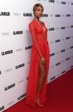 JOURDAN DUNN at Glamour Women of the Year Awards in London 06/06/2017