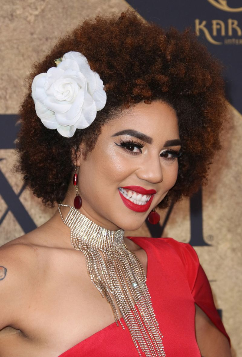 JOY VILLA at 2017 Maxim Hot 100 Party in Los Angeles 06/24/2017