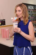 JUDY GREER at New Territories for Lactaid Launch in New York 06/21/2017