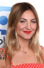 JULIA MICHAELS at Capital's Summertime Ball in London 06/10/2017