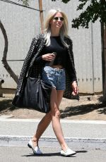 JULIANNE HOUGH Out and About in Sacramento 06/13/2017