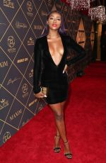 JUSTINE SKYE at 2017 Maxim Hot 100 Party in Los Angeles 06/24/2017