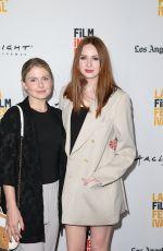 KAREN GILLAN at Sun Dogs Premiere at LA Film Festival in Santa Monica 06/18/2017