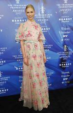 KARLIE KLOSS at 2017 Fragrance Foundation Awards in New York 06/14/2017