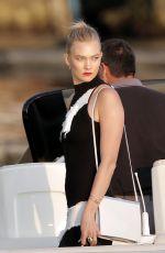 KARLIE KLOSS at Hotel Du Cap in Cannes 06/19/2017