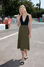 KARLIE KLOSS at Joanna Coles in Conversation with Karlie Kloss Seminar in Cannes 06/19/2017