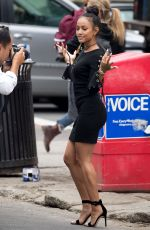 KARREUCHE TRAN Out in New York 06/09/2017