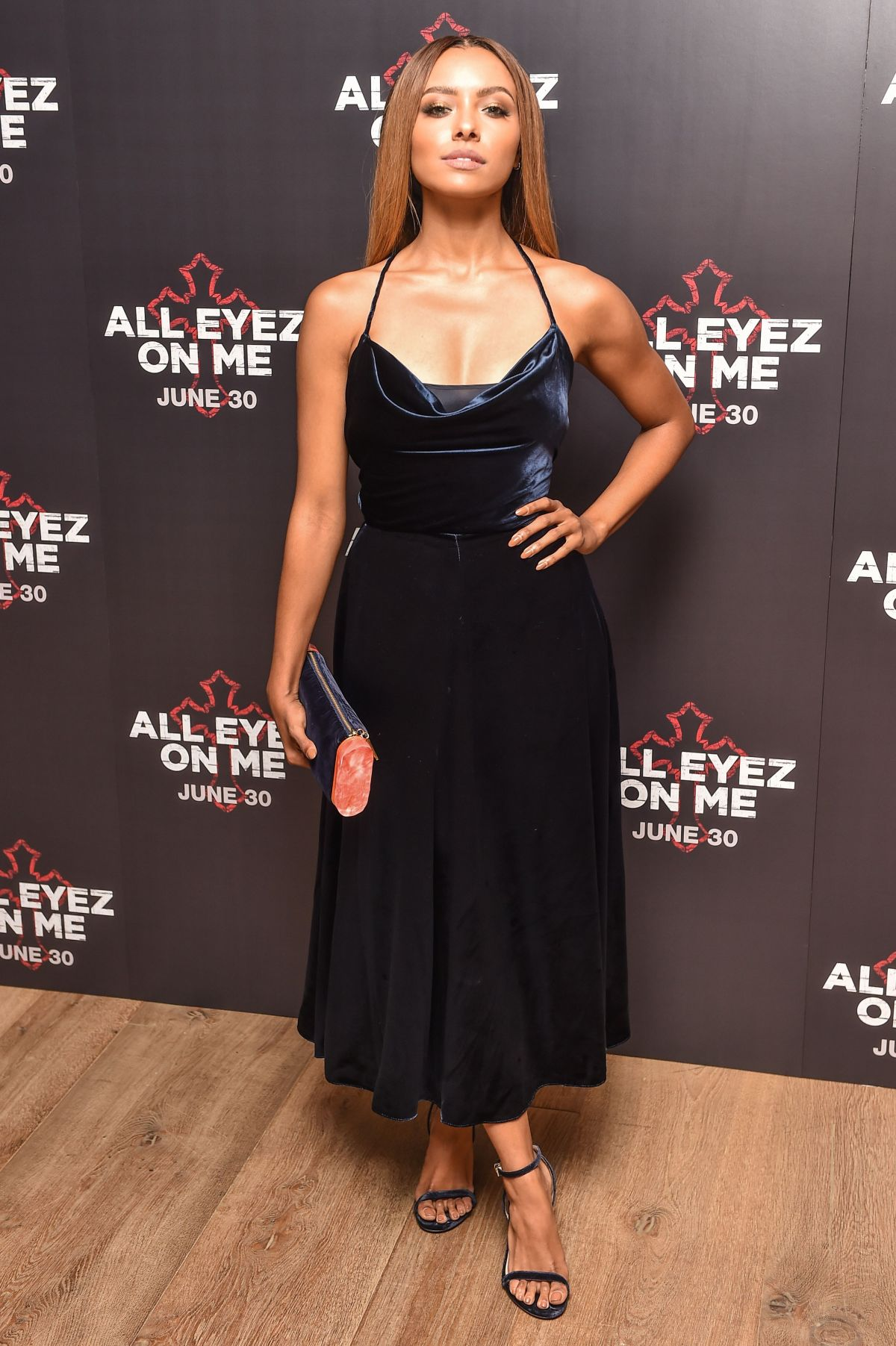 KAT GRAHAM at All Eyez On Me Premiere in London 06/27/2017 ...