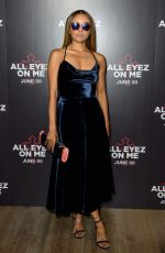 KAT GRAHAM at All Eyez On Me Premiere in London 06/27/2017