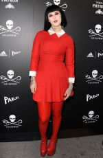 KAT VON D at Shepherd Conservation Society's 40th Anniversary Gala in Los Angeles 06/10/2017
