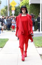 KAT VON D Out and About in Los Angeles 06/11/2017