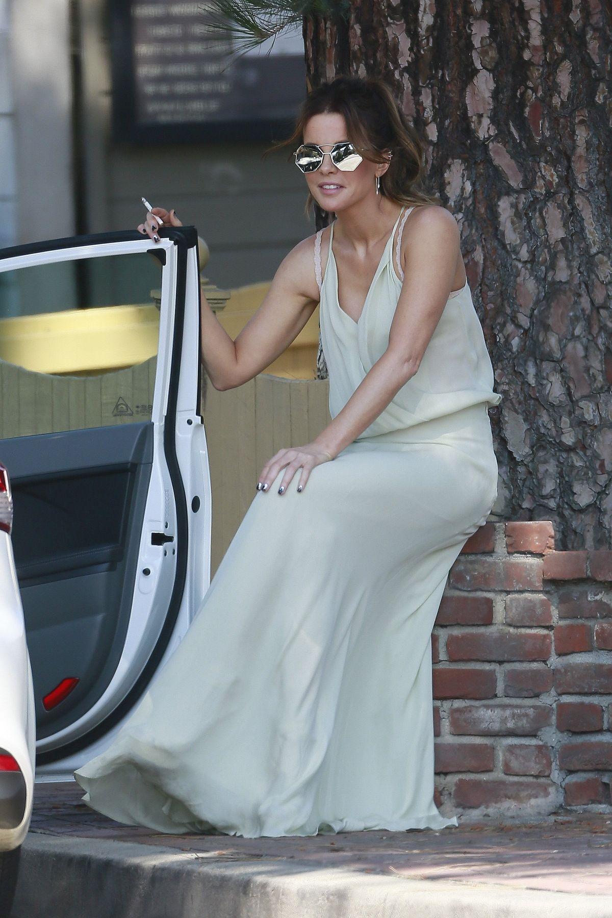 KATE BECKINSALE at Her Daughter's Graduation in Studio ... Kate Beckinsale Daughter