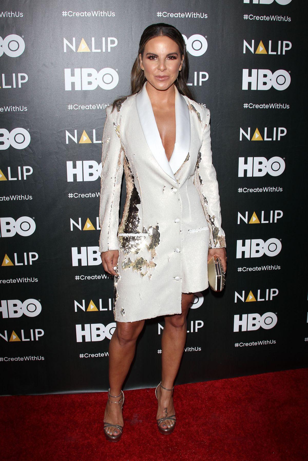 KATE DEL CASTILLO at Nalip Latino Media Awards in Los ...