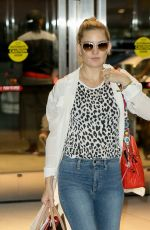 KATE HUDSON Arrives at JFK Airport in New York 06/20/2017
