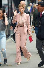 KATE MARA Arrives at Good Morning America in New York 07/05/2017
