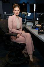 KATE MARA at SiriusXM Studios in New York 06/06/2017