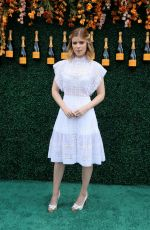 KATE MARA at Veuve Cliquot Polo Classic in Jersey City 06/03/2017
