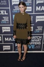KATE MARA at Watch What Happens Live 05/22/2017