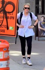KATE MCKINNON Out in New York 06/11/2017