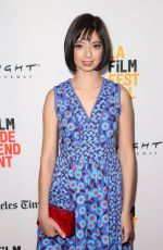 KATE MICUCCI at The Little Hours Premiere in Los Angeles 06/19/2017