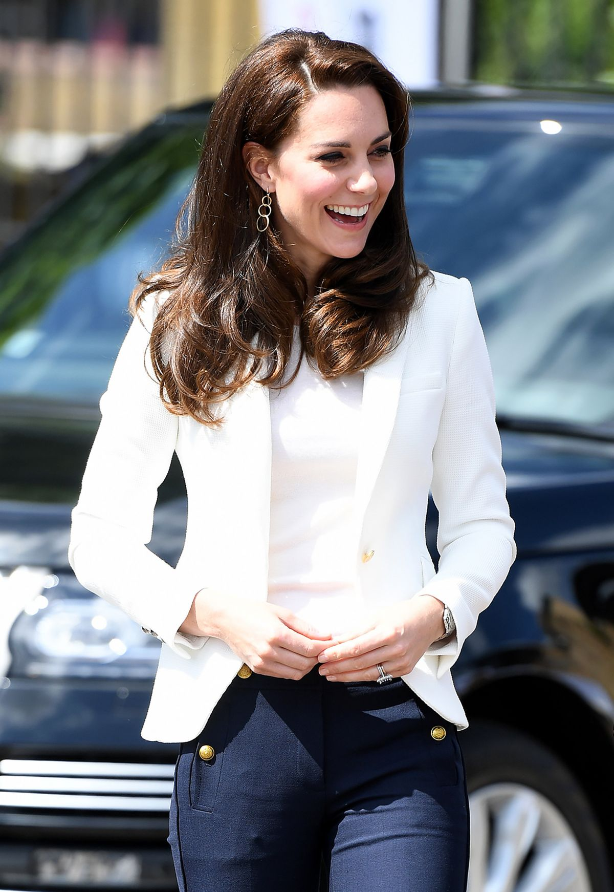 KATE MIDDLETON at 1851 Trust Roadshow at Docklands Sailing and Watersports Centre in London 06/16/2017