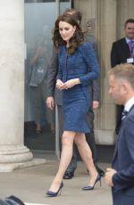 KATE MIDDLETON Leaves Kings College Hospital in London 06/12/2017