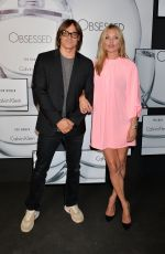 KATE MOSS at Obsessed Calvin Klein Fragrance Launch in London 06/22/2017