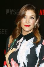 KATE WALSH at 13 Reasons Why FYC Event in Los Angeles 06/02/2017