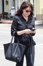KATEY SEGAL Out and About in Santa Monica 06/04/2017