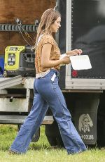 KATHARINE MCPHEE on the Set of The Lost Wife of Robert Durst in Vancouver 06/01/2017