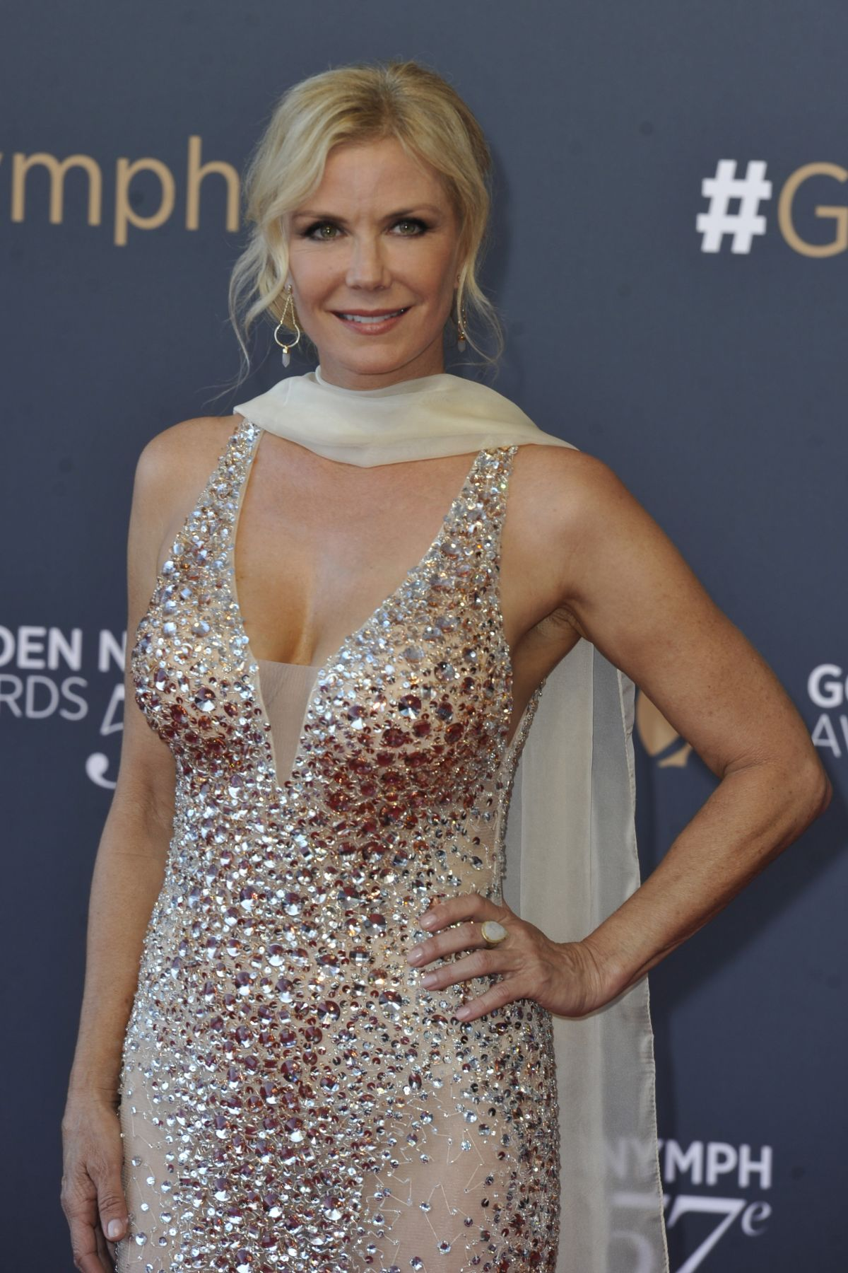 KATHERINE KELLY LANG at 57th Monte Carlo Television Festival Closing Ceremony 06/20/2017