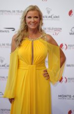 KATHERINE KELLY LANG at 57th Monte-Carlo Television Festival Opening 06/16/2017