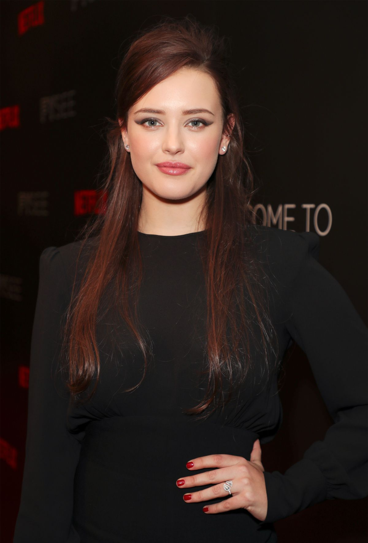 KATHERINE LANGFORD at 13 Reasons Why FYC Event in Los Angeles 06/02/2017