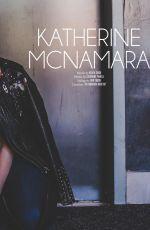 KATHERINE MCNAMARA in NKD Magazine, Issue #72 June 2017