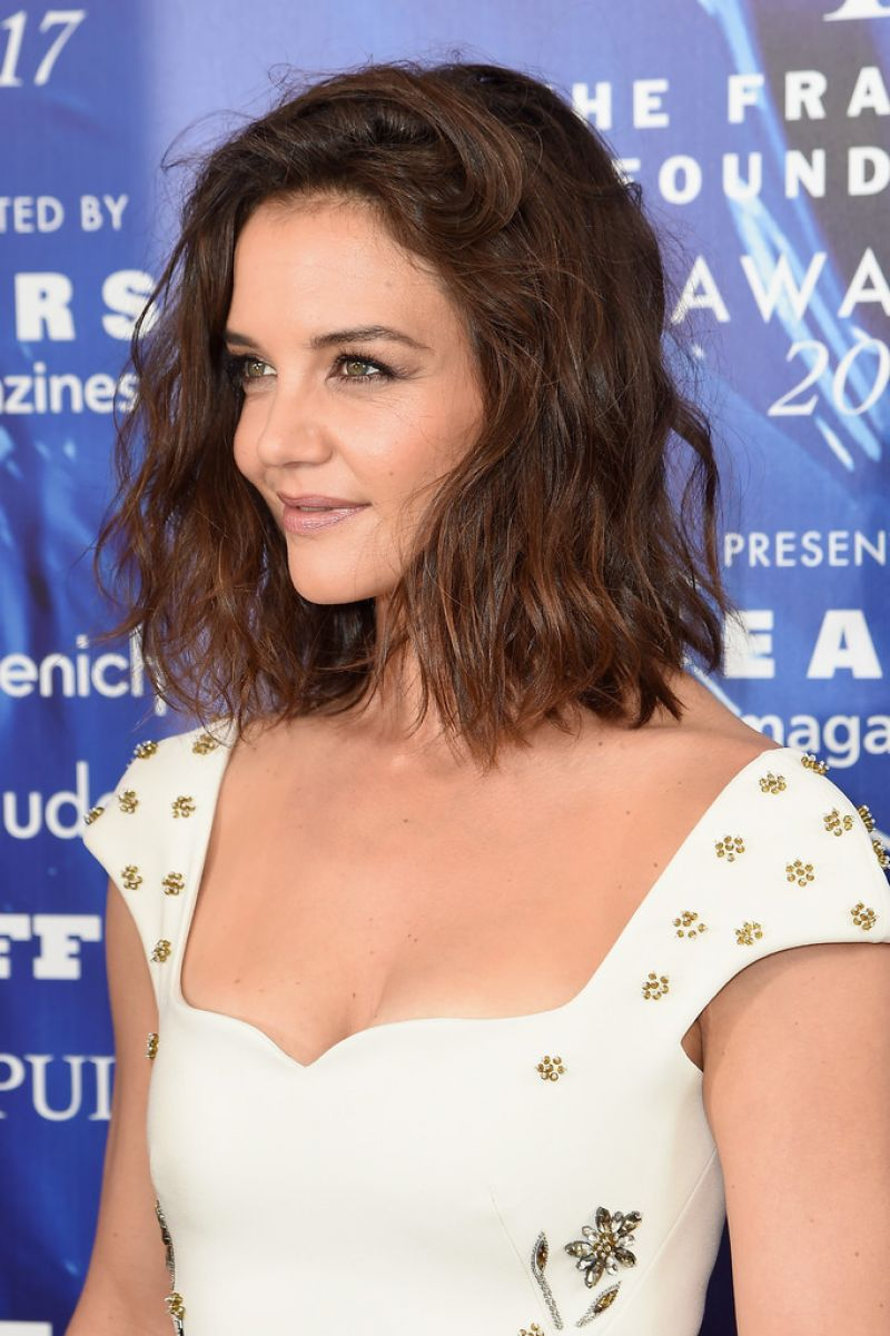 KATIE HOLMES at 2017 F...