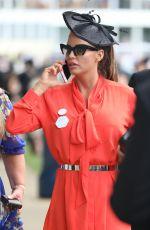 KATIE PRICE at Royal Ascot Races in Berkshire 06/23/2017