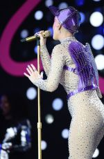 KATY PERRY Performs at Glastonbury Festival in Pilton 06/24/2017