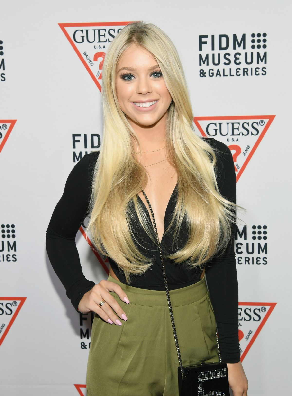 KAYLYN SLEVIN at Guess 35 Years Celebrations 06/05/2017