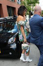 KEDNALL JENNER Leaves Her Apartment in New York 06/03/2017
