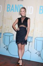 KELLEY JAKLE at Band Aid Premiere in Los Angeles 05/30/2017