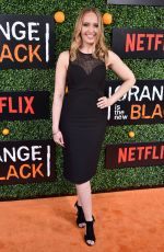 KELLY KARBACZ at Orange in the New Black Season 5 Premiere Party in New York 06/09/2017
