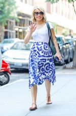KELLY RIPA Out and About in New York 06/13/2017