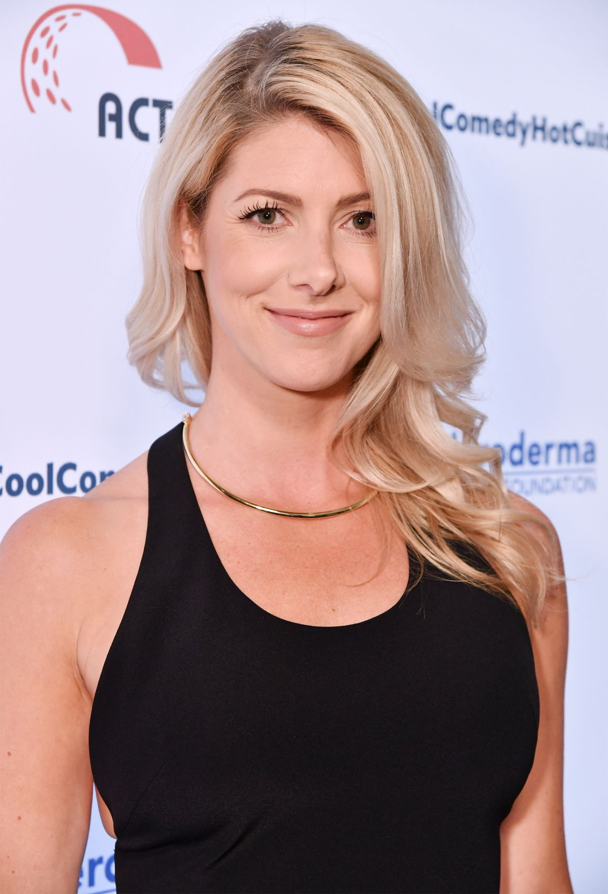 KELLY RIZZO at Cool Comedy, Hot Cuisine Fundraiser in Beverly Hills 06/16/2017