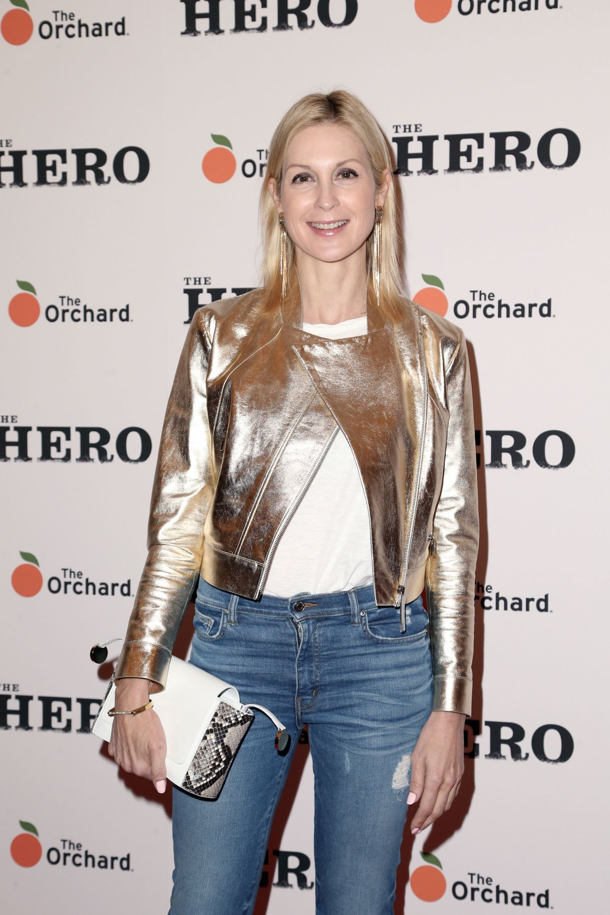 KELLY RUTHERFORD at The Hero Special Screenin in New York 06/07/2017