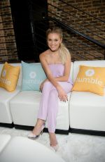 KELSEA BALLERINI at Bumble and Lady Antebellum You Look Good Bumble Bee.tique in Nashville 06/10/2017