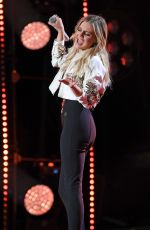 KELSEA BALLERINI Performs at 2017 CMA Music Festival in Nashville 06/09/2017