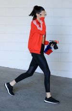 KENDALL JENNER Leaves a Gym in Beverly Hills 06/15/2017