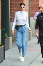 KENDALL JENNER Out and About in New York 05/31/2017