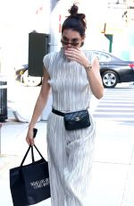 KENDALL JENNER Out and About in New York 06/02/2017